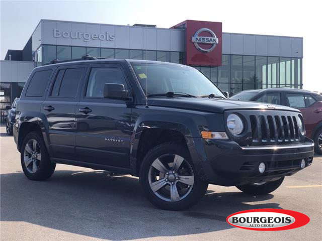 2015 Jeep Patriot Sport/North (Stk: 20PA24AA) in Midland - Image 1 of 14