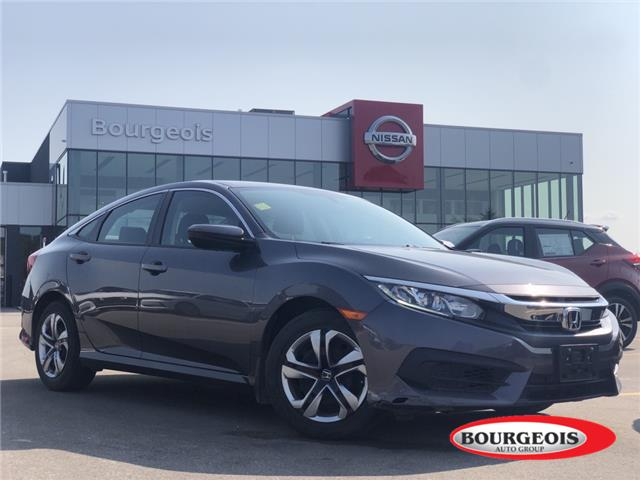 2017 Honda Civic LX (Stk: 20RG133B) in Midland - Image 1 of 13