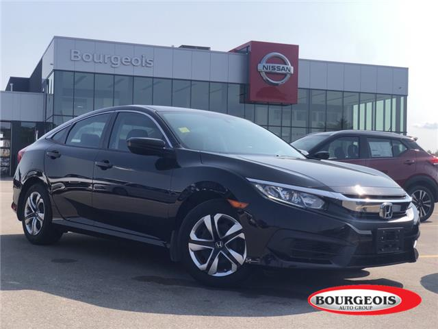 2016 Honda Civic LX (Stk: 20KC44A) in Midland - Image 1 of 10