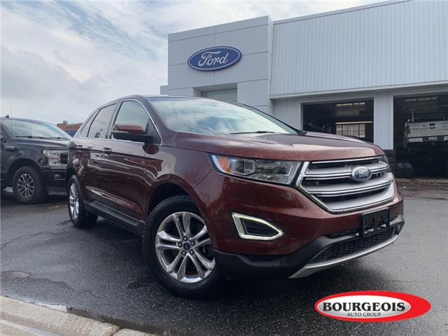 2016 Ford Edge SEL (Stk: 20149A) in Parry Sound - Image 1 of 18