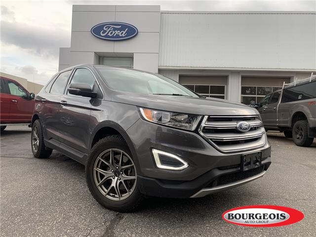 2016 Ford Edge SEL (Stk: 20171A) in Parry Sound - Image 1 of 18