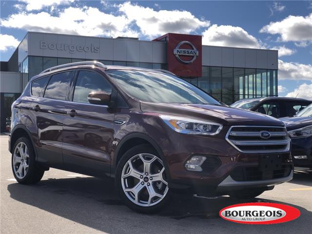 2018 Ford Escape Titanium (Stk: 20QA55A) in Midland - Image 1 of 16