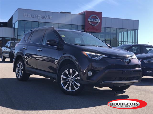 2016 Toyota RAV4 Limited (Stk: 00U143) in Midland - Image 1 of 11
