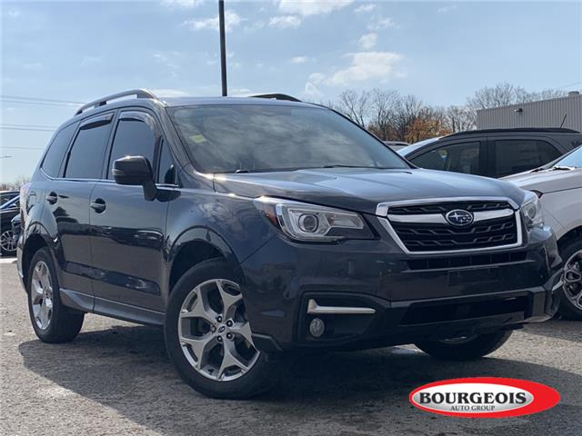2017 Subaru Forester 2.5i Limited (Stk: 20T776A) in Midland - Image 1 of 17