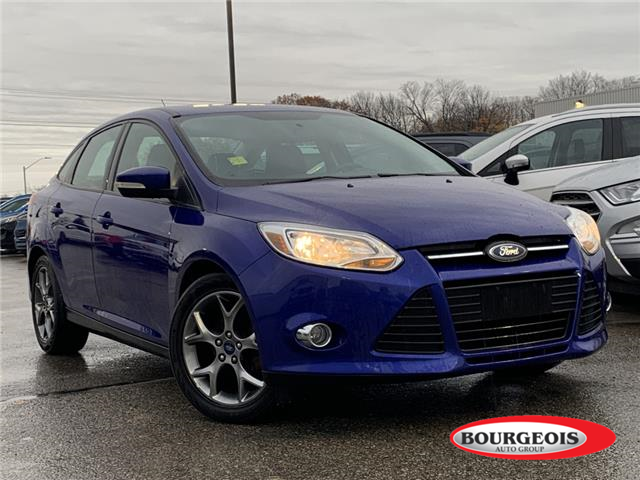 2013 Ford Focus SE (Stk: 20T47A) in Midland - Image 1 of 14