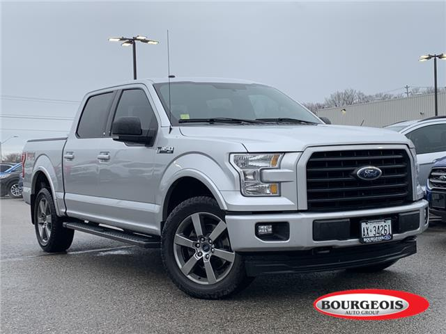 2017 Ford F-150 XLT (Stk: 20T822A) in Midland - Image 1 of 18