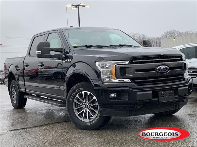 2018 Ford F-150 XLT (Stk: 0165PT) in Midland - Image 1 of 17