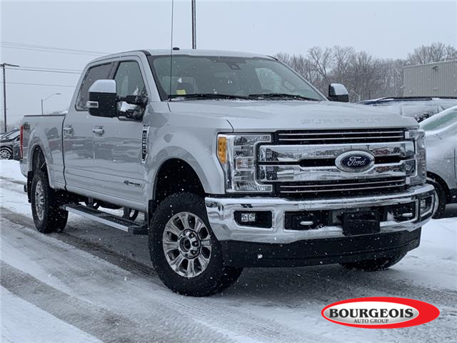 2017 Ford F-250 Lariat (Stk: 021T6A) in Midland - Image 1 of 20