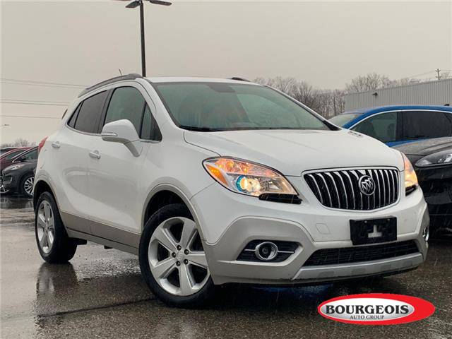 2015 Buick Encore Leather (Stk: 20T1123A) in Midland - Image 1 of 4