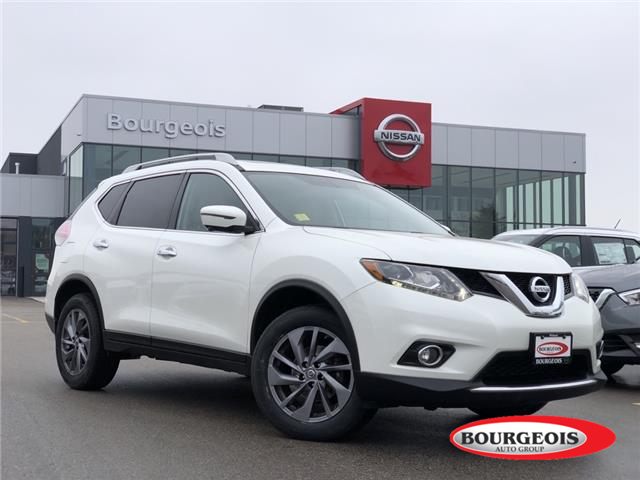 2016 Nissan Rogue SL Premium 5N1AT2MV8GC752496 00U168 in Midland