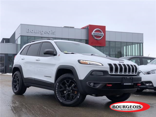 2016 Jeep Cherokee Trailhawk (Stk: 20RG113AAA) in Midland - Image 1 of 16