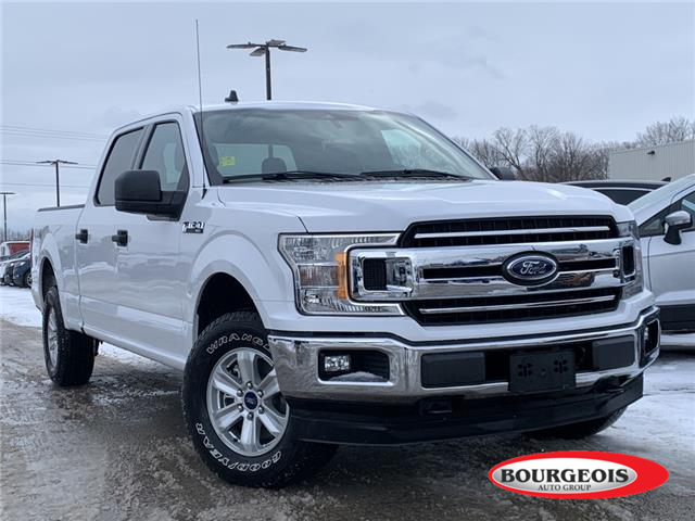 2020 Ford F-150 XLT (Stk: 20T1155A) in Midland - Image 1 of 15