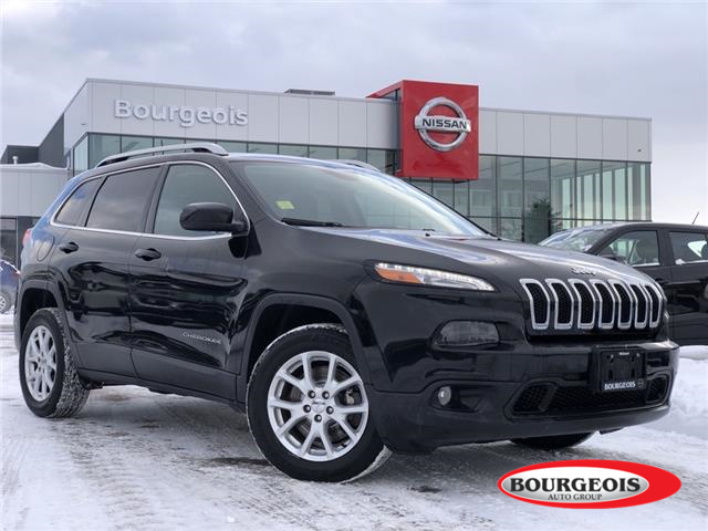 2017 Jeep Cherokee North (Stk: 21RG02A) in Midland - Image 1 of 14