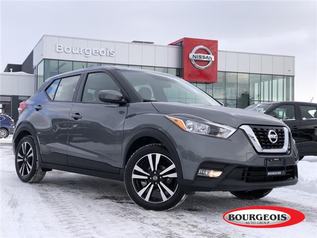 2019 Nissan Kicks SV (Stk: 20QA59A) in Midland - Image 1 of 15