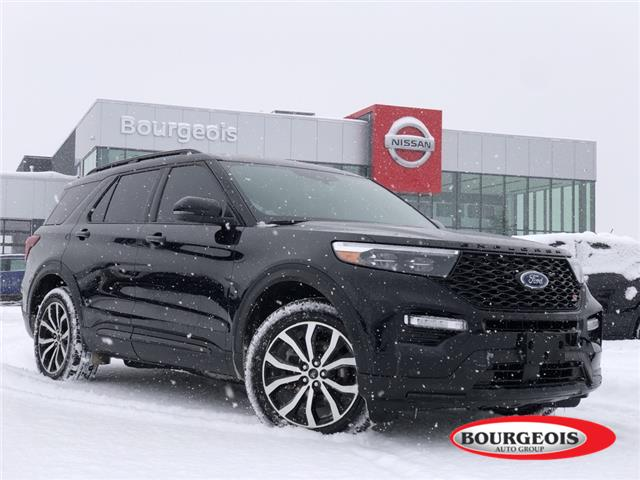 2020 Ford Explorer ST (Stk: 20RG69A) in Midland - Image 1 of 17
