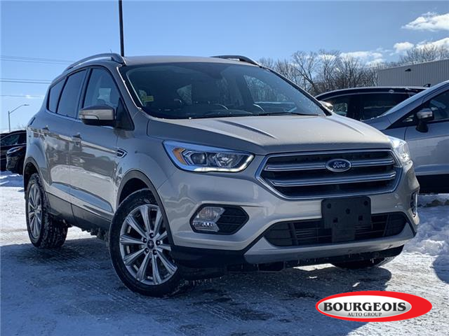 2017 Ford Escape Titanium (Stk: 21T99A) in Midland - Image 1 of 15