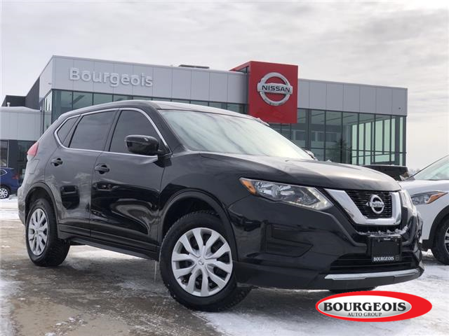 2017 Nissan Rogue S (Stk: 20PA44AA) in Midland - Image 1 of 15