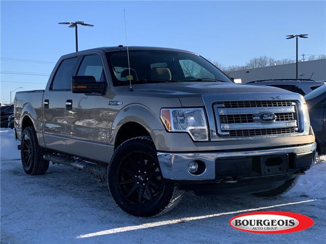 2014 Ford F-150 XLT (Stk: 20T1133AA) in Midland - Image 1 of 4