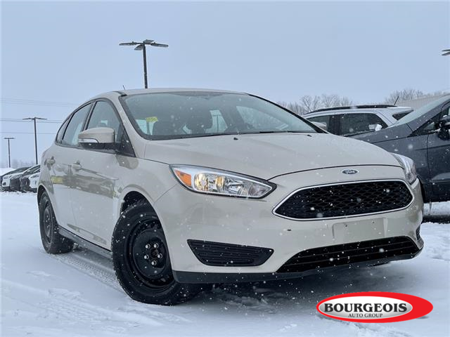 2017 Ford Focus SE (Stk: 202PTAA) in Midland - Image 1 of 13