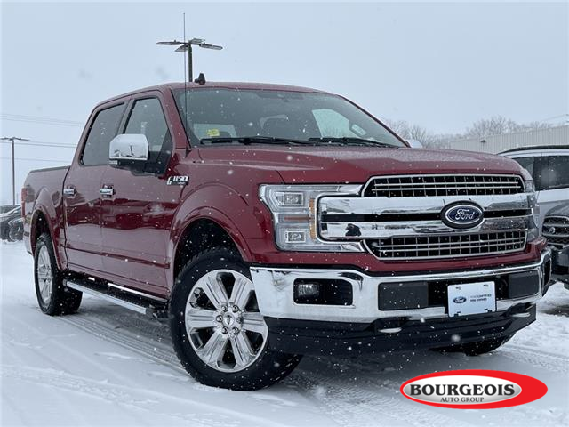 2019 Ford F-150 Lariat (Stk: 21T87A) in Midland - Image 1 of 17