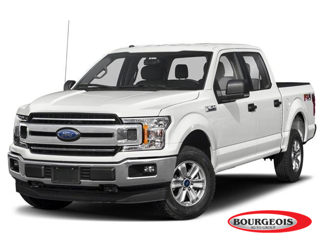 2019 Ford F-150 XLT (Stk: 21T105A) in Midland - Image 1 of 9