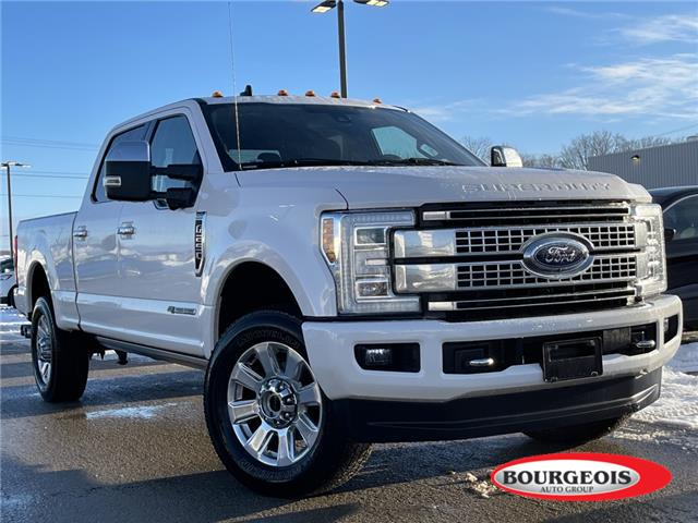 2019 Ford F-250 Platinum (Stk: 21T131A) in Midland - Image 1 of 5