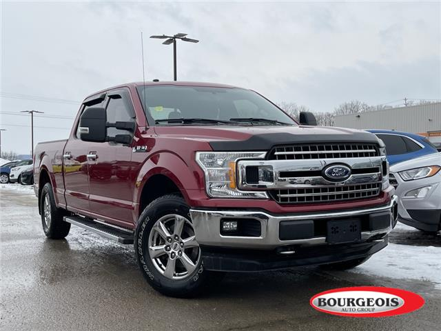 2018 Ford F-150 XLT (Stk: 21T110A) in Midland - Image 1 of 4