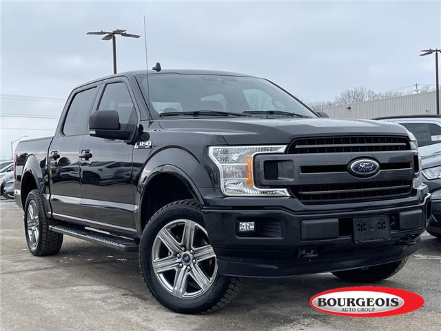2019 Ford F-150 XLT (Stk: 21T135A) in Midland - Image 1 of 3