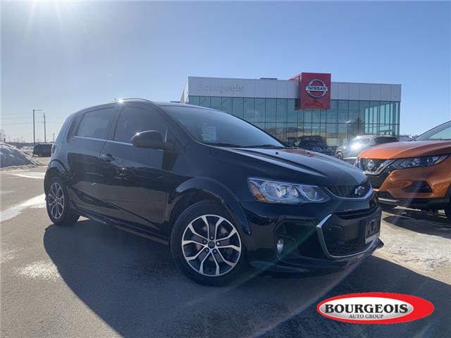 2018 Chevrolet Sonic LT Auto (Stk: 00U153A) in Midland - Image 1 of 12