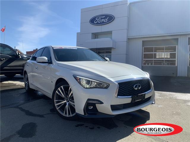 2019 Infiniti Q50  JN1EV7AR5KM551486 OP2102 in Parry Sound