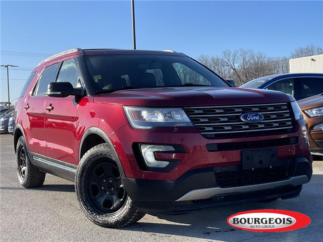 2017 Ford Explorer XLT (Stk: 20T1134A) in Midland - Image 1 of 5