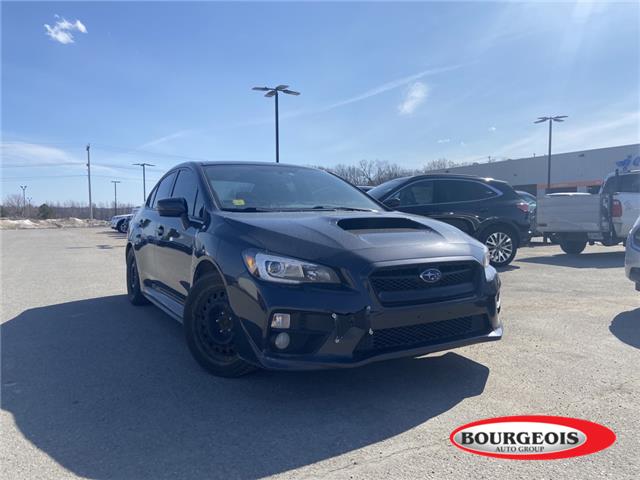 2017 Subaru WRX Sport (Stk: 21T172A) in Midland - Image 1 of 3