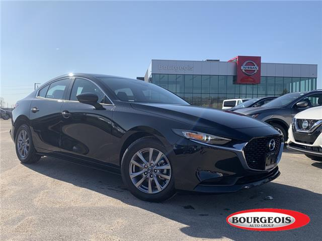 2019 Mazda Mazda3 GX (Stk: 00U202) in Midland - Image 1 of 16