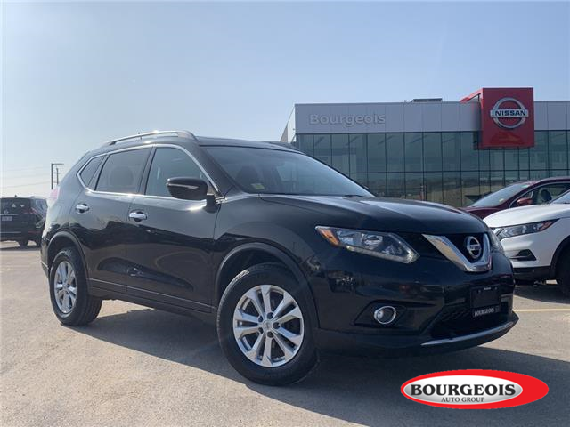2014 Nissan Rogue SV (Stk: 21RG05A) in Midland - Image 1 of 17