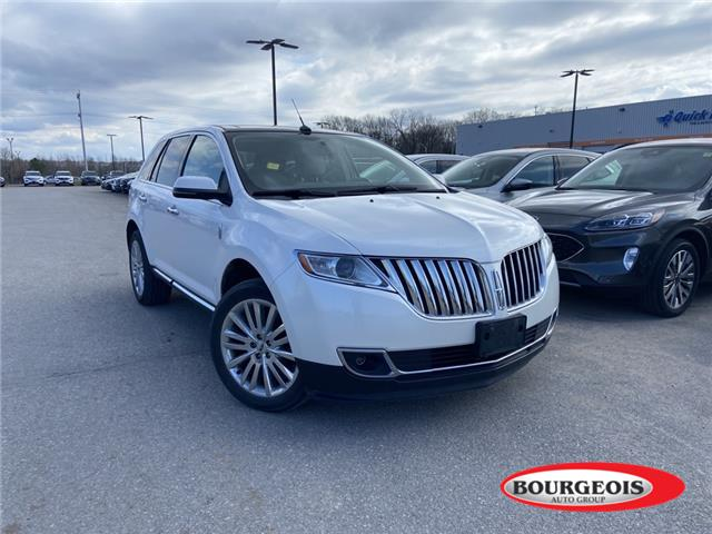 2013 Lincoln MKX Base (Stk: 251PTA) in Midland - Image 1 of 12