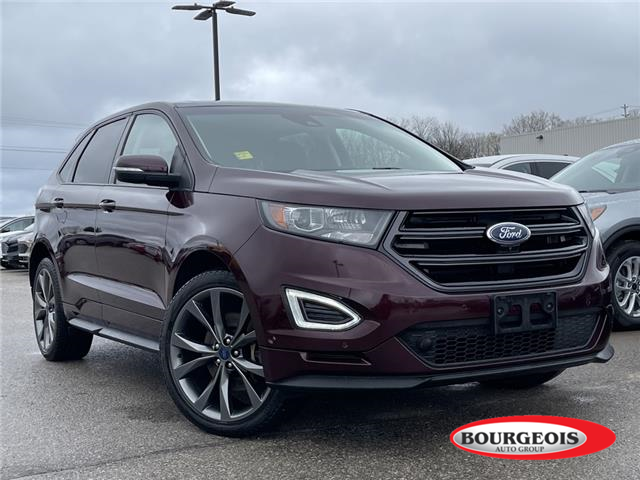 2018 Ford Edge Sport (Stk: 20RT57A) in Midland - Image 1 of 20