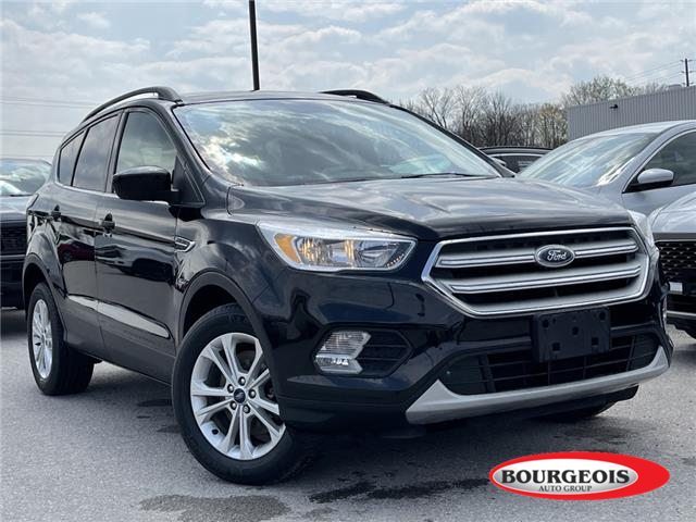 2018 Ford Escape SE (Stk: 0255PT) in Midland - Image 1 of 6