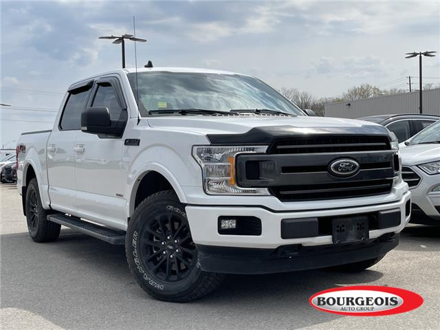 2019 Ford F-150 XLT (Stk: 21T150A) in Midland - Image 1 of 16
