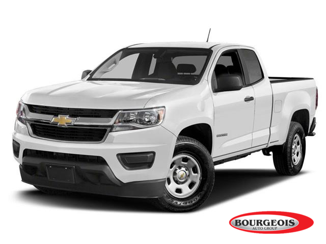 2015 Chevrolet Colorado WT (Stk: 21T325A) in Midland - Image 1 of 9