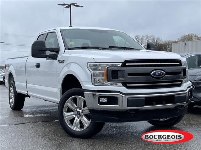 2018 Ford F-150 XLT (Stk: 21T289A) in Midland - Image 1 of 5