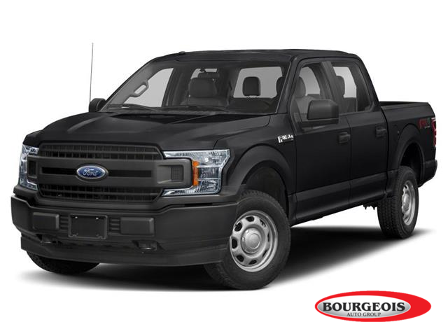 2019 Ford F-150 Lariat (Stk: 21T19A) in Midland - Image 1 of 9