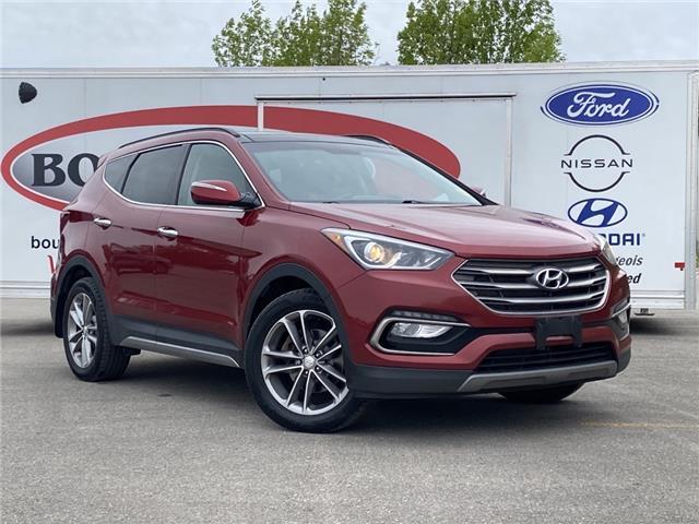 2017 Hyundai Santa Fe Sport 2.0T SE (Stk: 00U011) in Midland - Image 1 of 13