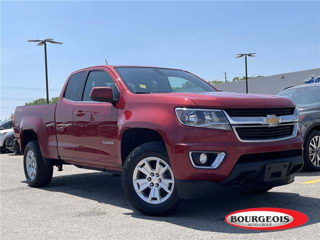 2016 Chevrolet Colorado LT (Stk: 21RT16A) in Midland - Image 1 of 11