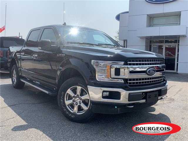 2018 Ford F-150 XLT (Stk: 21187A) in Parry Sound - Image 1 of 18