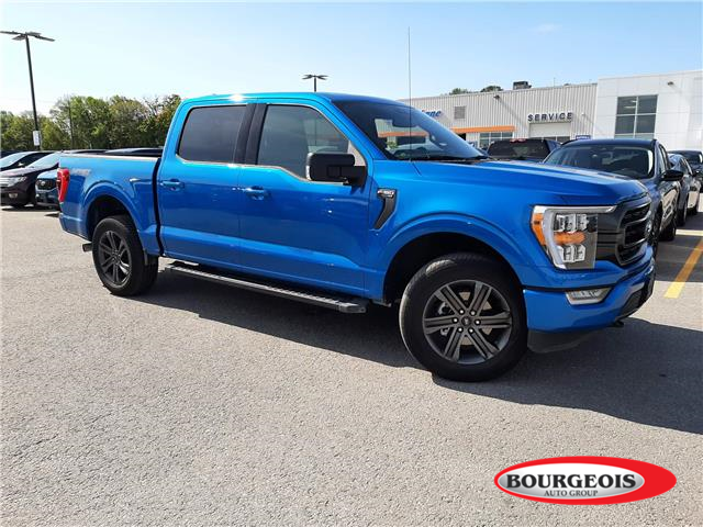2021 Ford F-150 XLT (Stk: 21T633A) in Midland - Image 1 of 16