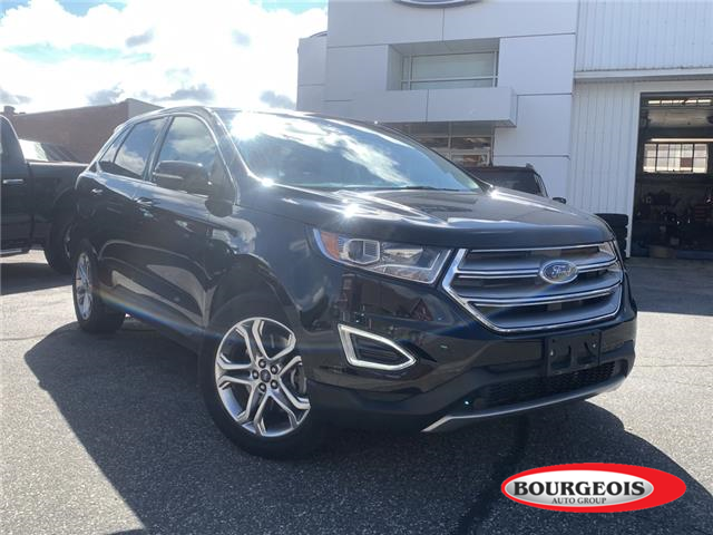 2017 Ford Edge Titanium (Stk: 21212A) in Parry Sound - Image 1 of 21