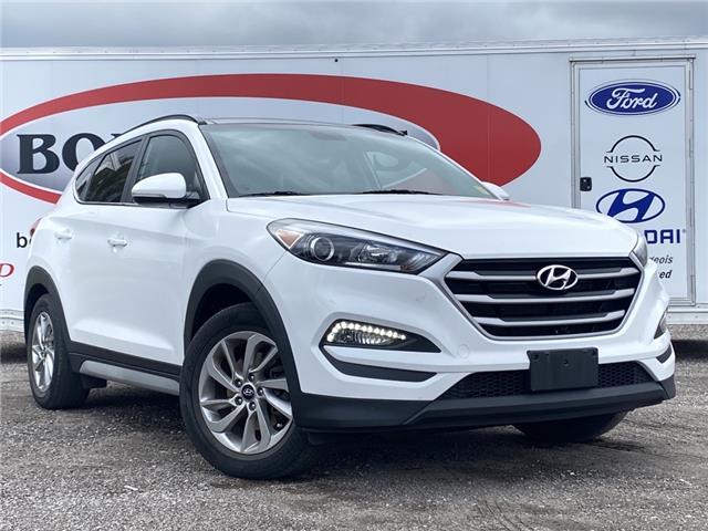 2017 Hyundai Tucson Luxury (Stk: 00U031) in Midland - Image 1 of 15