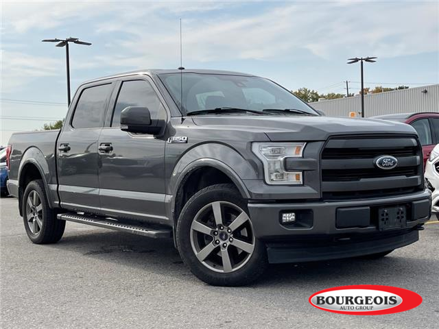 2017 Ford F-150 Lariat (Stk: 21T639A) in Midland - Image 1 of 14