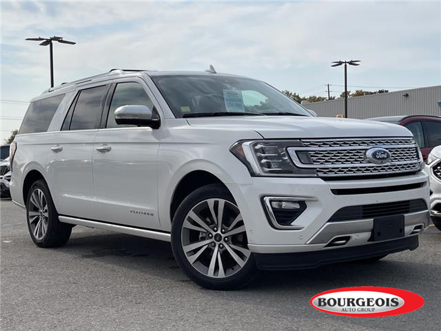 2020 Ford Expedition Max Platinum (Stk: 0406PT) in Midland - Image 1 of 17