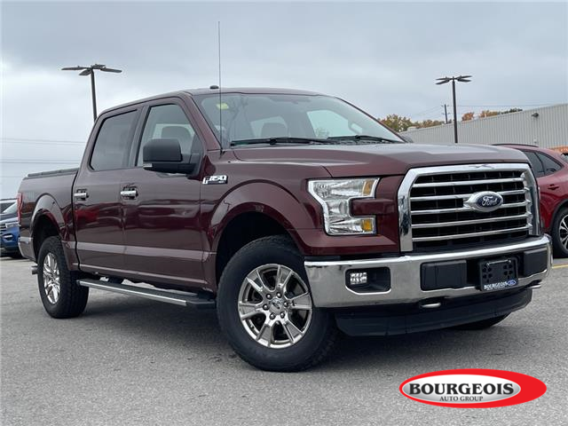 2016 Ford F-150  (Stk: 0401PT) in Midland - Image 1 of 12
